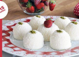 Fincan Tatlısı Nasıl Yapılır? - Tatlı Tarifleri - fincan tatlısı pratik tatlı tarifi videolu tatlı tarifi