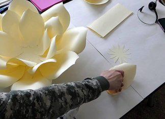 Kağıttan Dekoratif Gül Nasıl Yapılır? - Hobi Dünyası - kağıttan çiçek nasıl yapılır kağıttan çiçek yapılışı kağıttan çiçek yapımı kağıttan gül yapımı