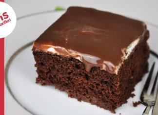 Kolay Ağlayan Kek Tarifi - Kek Tarifleri - ağlayan kek yapımı kek yapılışı videolu kolay kek