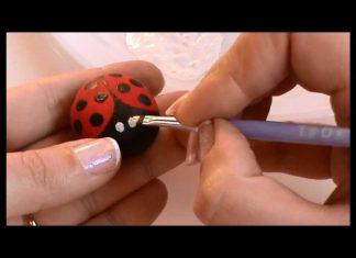 Taş Boyama Nasıl Yapılır? - Dekorasyon El İşi Hobi Dünyası Taş Boyama - taş boyama taş boyama hangi boya ile yapılır taş boyama kalemi taş boyama modelleri taş boyama sanatı nasıl yapılır