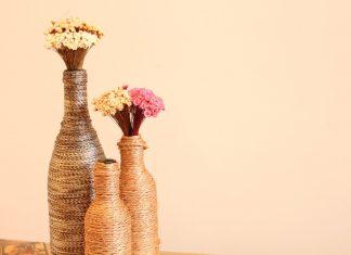 Hasır İple Şişe Süsleme Nasıl Yapılır? - Dekorasyon Geri Dönüşüm Projeleri - hasır iple neler yapılır şişe süsleme nasıl yapılır şişe süsleme örnekleri şişe süsleme sanatı