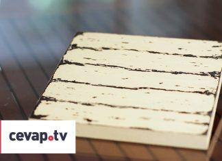 Ahşap Boyamada Mum Eskitme Nasıl Yapılır? - Ahşap Boyama - ahşap boyama eskitme ahşap boyama eskitme yapımı ahşap boyama nasıl yapılır ahşap boyama örnekleri