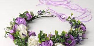 Çiçekli Taç Yapımı - Geri Dönüşüm Projeleri Takı & Aksesuar - çiçekli taç malzemeleri çiçekli taç nasıl yapılır çiçekli taç saç modelleri gelin çiçekli taç modelleri