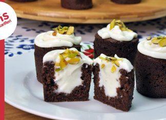 Bardakta Kakaolu Kek Nasıl Yapılır ? - Tatlı Tarifleri - kağıt bardakta muffin kakaolu kek tarifleri kek tarifi kolay kek tarifleri kolay ve güzel tencerede bardakta kek