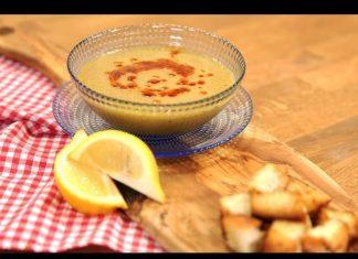Süzme Mercimek Çorbası Nasıl Yapılır? - Çorba Tarifleri - kırmızı mercimek çorbası kolay mercimek çorbası tarifi mercimek çorbası arda mercimek çorbası lokanta usulü
