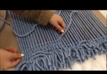 Kolay Bebek Battaniyesi Nasıl Yapılır?