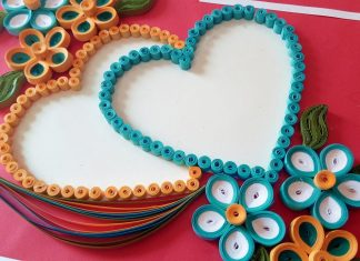 Quilling Yapımı - Quilling - kolay quilling quilling çalışmaları quilling modelleri quilling örnekleri quilling paper