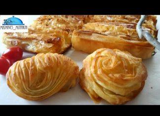 Çıtır Börek Tarifi - Börek Tarifleri - çıtır börek nasıl yapılır çıtır börek tarif sirkeli hazır yufkadan kolay börek tarifleri hazır yufkadan peynirli börek