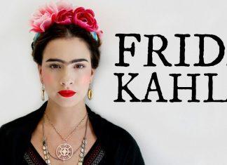 Frida Kahlo Makyajı, Saçı Nasıl Yapılır? - Makyaj Saç Modelleri - değişik saç modelleri evde saç modelleri Frida Kahlo Makeup/Hair Look güzel makyaj videoları makyaj videoları