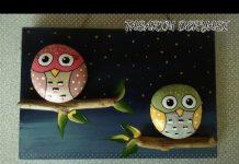 Taş Boyama Tablo Örnekleri - Taş Boyama - çakıl taşı tablo yapımı taş boyama hangi boya ile yapılır taş boyama kolay taş boyama örnekleri taş boyama örnekleri modelleri