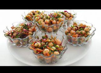 Sosyete Kısırı Yapılışı - Salata Tarifleri - değişik salata tarifleri en güzel kısır tarifi kısır nasıl yapılır video kolay kısır yapımı sosyete kısırı tarifi