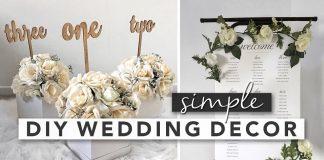 Kendin Yap Düğün Fikirleri - Dekorasyon - düğün süsleri yapımı el yapımı düğün süslemeleri kendi kına geceni kendin yap kendi organizasyonunu kendin yap