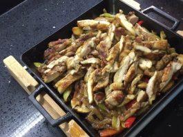 Tavada Soslu Tavuk Tarifi - Tavuk Yemekleri - bütün tavuk yemekleri fırında tavuk yemekleri tavada tavuk but tavada tavuk franchise tavada tavuk ızgara