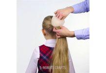 Saç Modelleri Kolay - Anne - Çocuk Saç Modelleri - saç modelleri örgü saç modelleri ve yapılışları saç örgüleri ve yapılışları