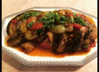 Patlıcan Kızartma Tarifleri - Kahvaltılık Tarifler Sebze Yemekleri - değişik patlıcan yemekleri patlıcan kızartması sosu tavada karışık kızartma 1