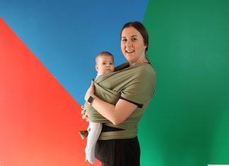 Yeni Doğan Sling Nasıl Bağlanır? - Anne - Çocuk - baby sling bebeklerde sling kullanımı neko wrap sling wrap sling 1