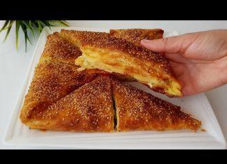 Hazır Yufkadan Tepsi Böreği - Börek Tarifleri - börek tarifleri hazır yufka peynirli börek tarifleri tepsi börek tarifleri yufkadan börek çeşitleri