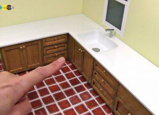 Mini Mutfak Nasıl Yapılır?