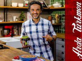 Zeytinli Kaşık Salata Nasıl Yapılır?