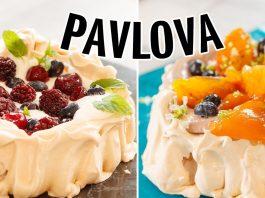 Pavlova Tatlısı Nasıl Yapılır?