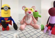 Çoraptan Oyuncak Yapımı Kolay