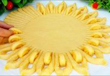 Güneş Çörek Nasıl Yapılır?
