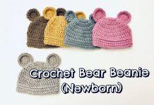 En Kolay Bebek Şapkası Nasıl Örülür?