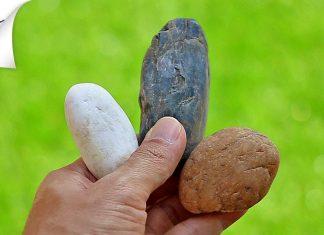 Taşlarla Dekorasyon Örnekleri