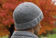 Erkek Örgü Şapka Nasıl Örülür?
