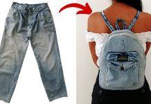 Kot Pantolondan Çanta Nasıl Yapılır?