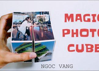Küp Fotoğraf Albümü Nasıl Yapılır?