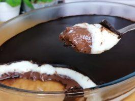 Çikolatalı Kolay Kaşık Tatlısı