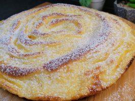 Yağsız Elmalı Kek Tarifi