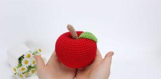 Amigurumi Elma Yapılışı