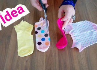 Eski Çoraptan Neler Yapılır? 1