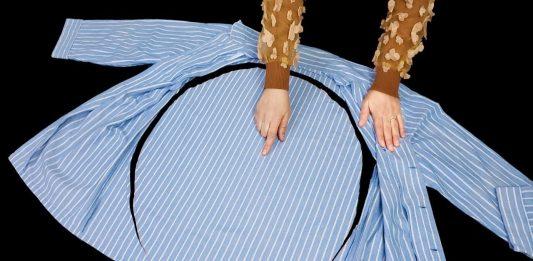 Gömlekten Elbise Yapımı Anlatımlı