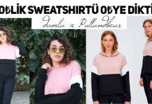 Sweatshirt Nasıl Yapılır?