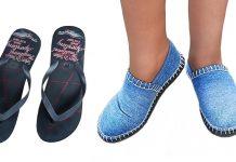 Eski Kottan Ayakkabı Yapımı