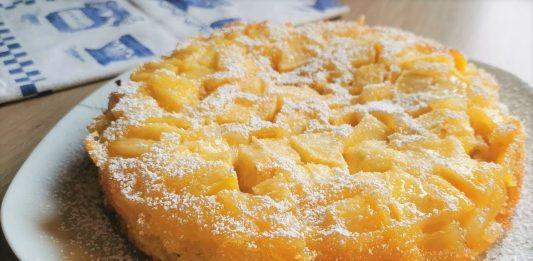3 Elmadan Kek Nasıl Yapılır?