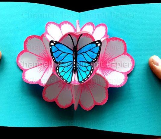 3D Pop Card Yapımı