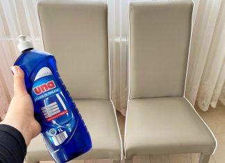 Deri Koltuk ve Sandalye Nasıl Temizlenir?