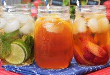 Evde 3 Lezzetli Soğuk Çay Tarifi