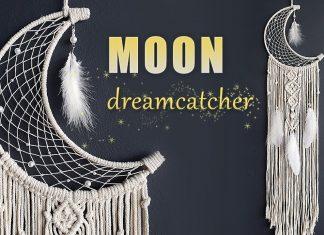 Makrome Ay Yapımı