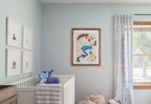 Renkli Çocuk Odası Dekorasyonları 1